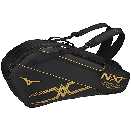 N-XT ラケットバッグ 6本入れ 63JD8003