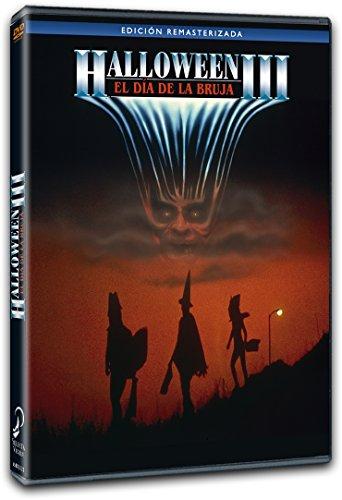 Halloween Iii El Dia De La Bruja [DVD]