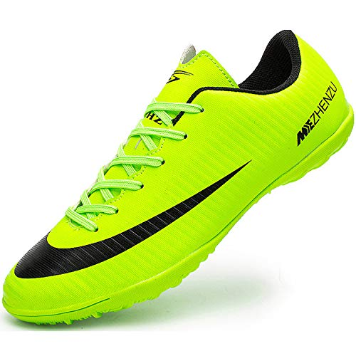 Ikeyo Chaussures de Football Homme Profession...