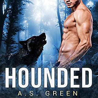 Hounded: Hell Hounds of the North Shore audiobook cover art