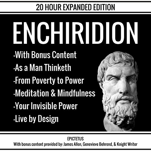 The Enchiridion & Bonus Content cover art