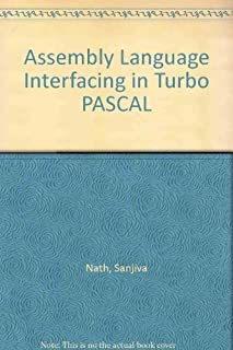 Assembly Language Interfacing in Turbo Pascal