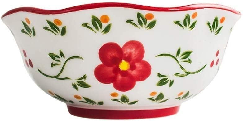 Large-scale sale TANGIST Max 70% OFF Bowl Ceramic European-Style Tableware