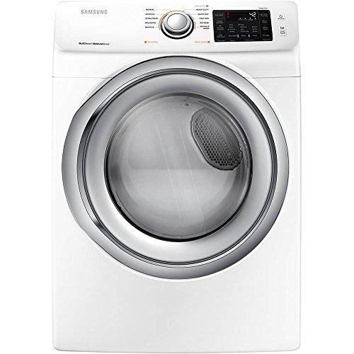Samsung White Gas Dryer