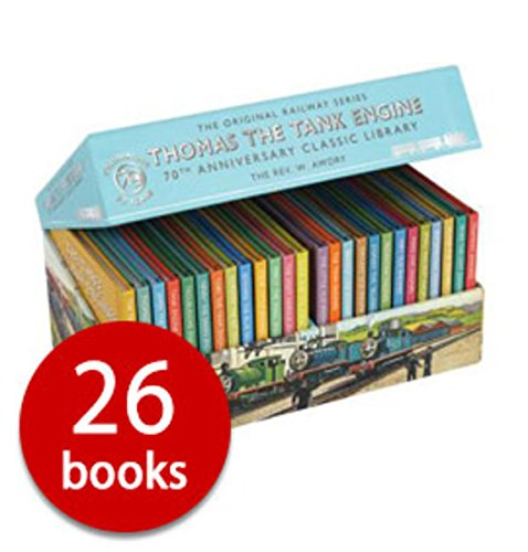 Thomas Classic 70th Anniversary Collection - 26 Books