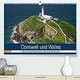 Cornwall und Wales (Premium, hochwertiger DIN A2 Wandkalender 2022, Kunstdruck in Hochglanz): Der schöne Südwesten von Großbritannien (Monatskalender, 14 Seiten )