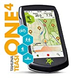 TAHUNA TEASI ONE⁴ - Outdoor-Navigationsgerät mit Bluetooth, Kompass und Europakarte