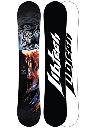 LIB Tech Herren Freestyle Snowboard Hot Knife C3 162 2019