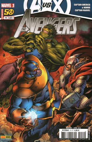 Avengers/X-Men, Tome 10 :