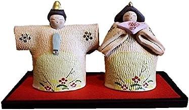長島萬古焼ひな人形(陶びな)