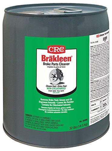 CRC 5086 Brakleen Brake Parts Cleaner