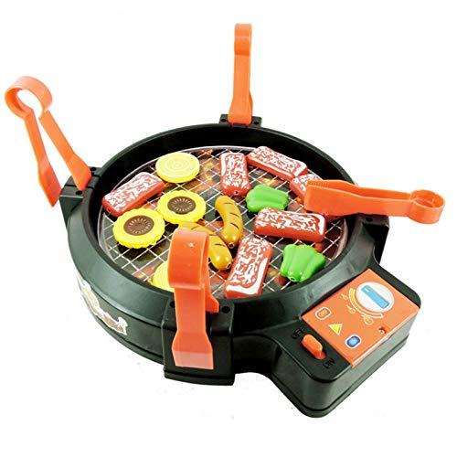RCQ Cocina de Juguete, Cocina para niños de Corte de niños Juguetes.Es un Juguete Ideal para Casi Todos los niños, o un Hermoso Juguete en la Cocina de Juguete.El Regalo de Juguete de Vacaciones