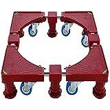 JCJ-Shop 1,4-2ft Teleskop Verstellbarer SockelstäNder KüHlschrank...