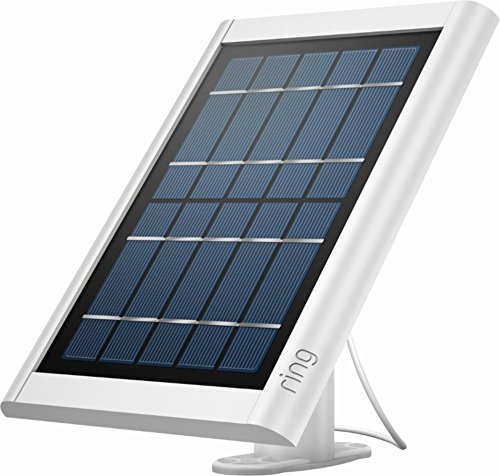 Ring Solar Panel White - Compatible with Ring...