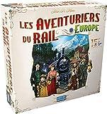Les Aventuriers du Rail Europe - Edition Collector : 15ème Anniversaire - Asmodee - Jeu de société - Jeu de Plateau - Jeu Famille