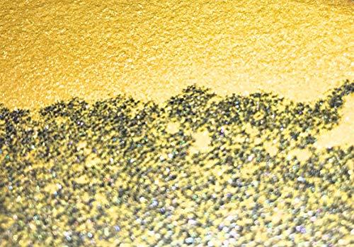 glitzer Staub essbare metallic Pulver Farbe 5g (Gold metallic)