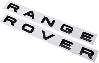 Best range rover lettering template Reviews