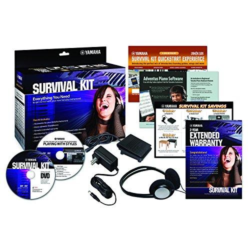 Yamaha SKD2 Survival Kit for Portable Yamaha Keyboards