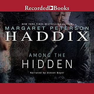 Among the Hidden audiobook cover art