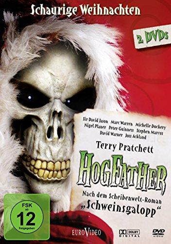 Terry Pratchett Hogfather Schweinsgalopp (2 DVDs)