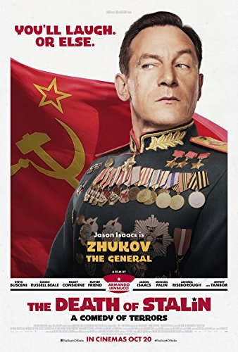 Poster The Death of Stalin Movie 70 X 45 cm