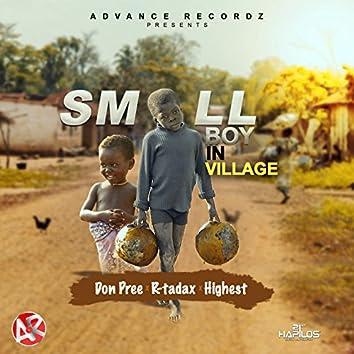 Small Boy in Village