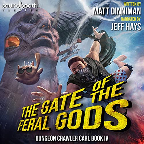The Gate of the Feral Gods cover art