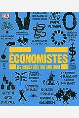 Economistes - Les grandes idées tout simplement (Edição Francesa) Capa comum
