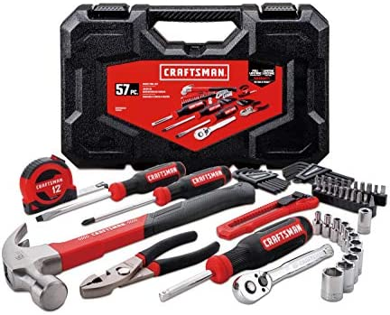 CRAFTSMAN Home Tool Kit Mechanics Tools Kit 57 Piece CMMT99446 product image