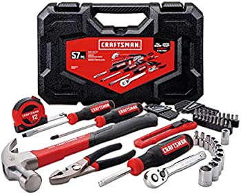 57-Piece Craftsman Home Tool / Mechanics Tools Kit