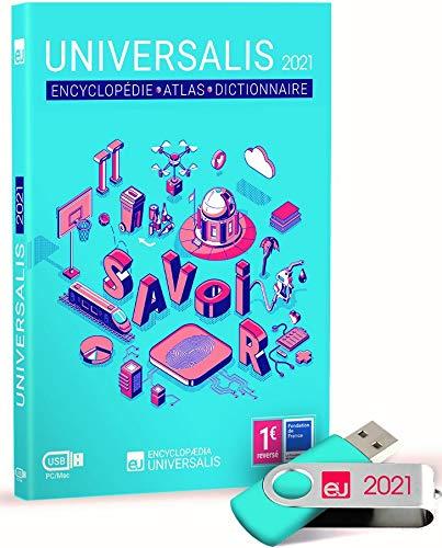 Universalis 2021|Universalis 2021|3 appareils|10 ans|PC/MAC|Cle USB