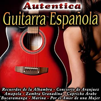 Autentica Guitarra Española