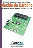 Medindo a concentração em ppm de Dióxido de Carbono Com base no Sensor TGS 4160, PIC18F1320 e C18 (Portuguese Edition)