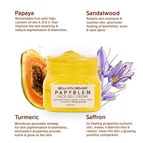 Bella Vita Organic PapyBlem Pigmentation Removal Blemish Cream