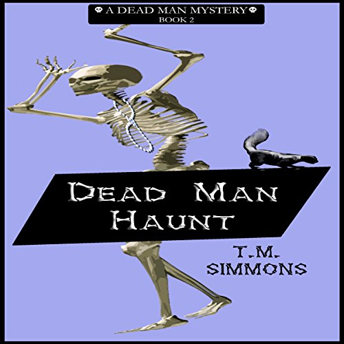 Dead Man Haunt audiobook cover art