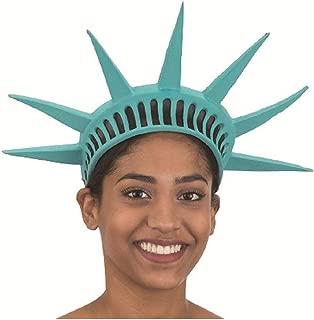 Statue of Liberty Headband Green