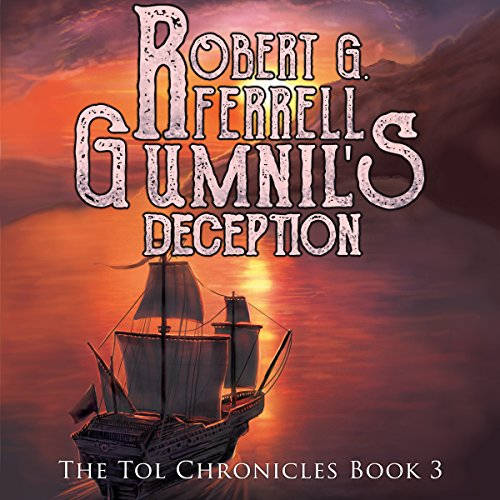 Gumnil's Deception audiobook cover art