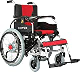 EVOX | POWER WHEELCHAIR| WC 101 |ELECTRICAL BATTERY OPERATED | FOR DISABLED PERSON | FOLDABLE | ALL WARRANTED