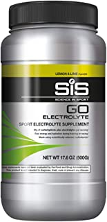 SIS Electrolyte Powder, 36g Carbohydrates to Boost Endurance, Electrolytes to Enhance Hydration & Reduce Fatigue, Energy D...