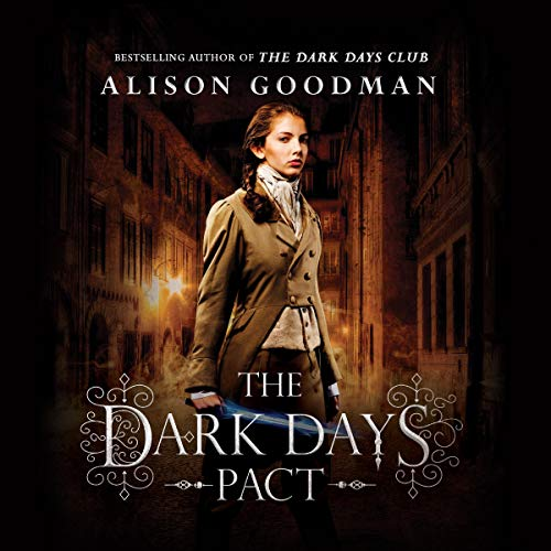 The Dark Days Pact  By  cover art