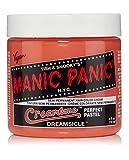 Manic Panic Dreamsicle Hair Dye – Creamtone Perfect Pastel - Semi-Permanent Hair Color - Creamy, Pastel Orange Dye With Warm Undertones - Vegan, PPD & Ammonia-Free - For Coloring Hair on Women & Men