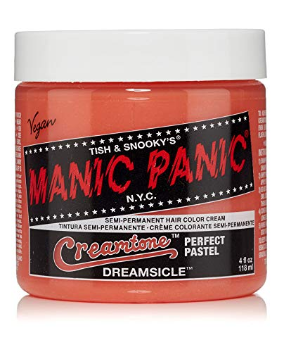 Hair Dye Semi Permanent - Creamtone Collection - Dreamsicle