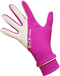 IceDress Two Color Thermal Figure Skating Gloves Sport