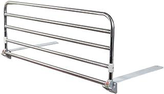 sahadsbv Barrière de lit Old Man Wake Up Frame/Barrière de Protection de lit Pliable Anti-Chute Get Up Handrail, Convient ...