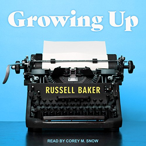 Growing Up audiobook cover art