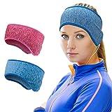 Sport Stirnband für Damen Winter