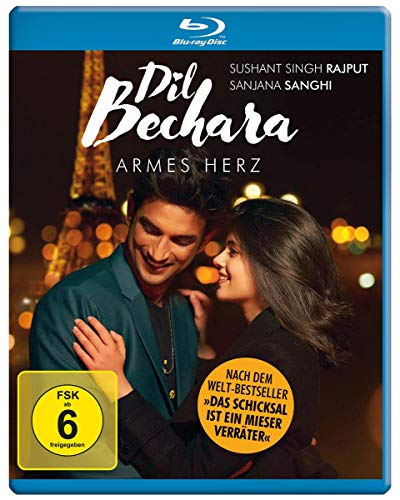 Armes Herz - Dil Bechara [Blu-ray]