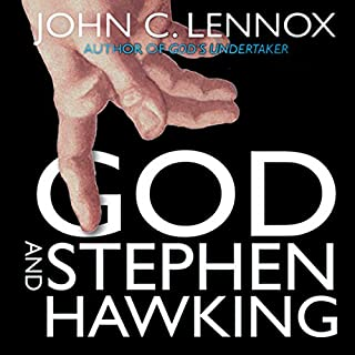 God and Stephen Hawking cover art