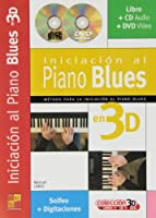 Iniciacion Piano Blues 3D