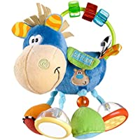 Playgro Toy box Clip Clop Activity Rattle